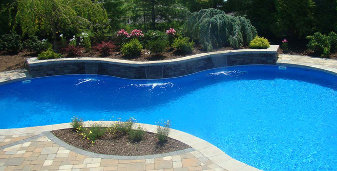 Pool and backyard design ideas effektvolle poolgestaltung for Garten pool 3m