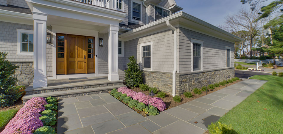 How To Build A Perfect Walkway For Your Front Yardlong Island