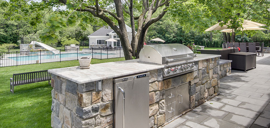 Outdoor Kitchen Ideaslong Island Masonry Contractor Long Island
