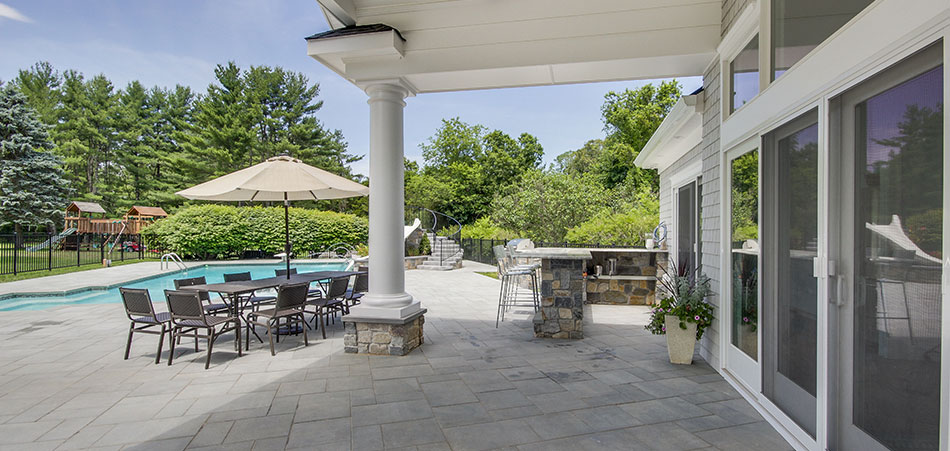 Extend Your Outdoor Living To Your Backyardlong Island Masonry Contractor Long Island Masonry Contractor