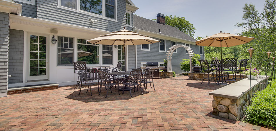 A Patio Is A Perfect Place For A Family Party Or A Quiet Place Where You  Can Enjoy Your Favorite Book. The Right Patio Will Give Your Home More  Value And ...